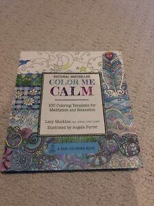 Colour me calm book