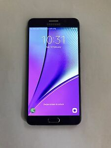 Samsung Galaxy Note 5 - 32GB Regents Park Auburn Area Preview