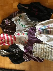 Size 7 & small 8 girls clothing lot
