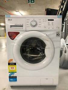 Used LG 7kg front load washer for sale