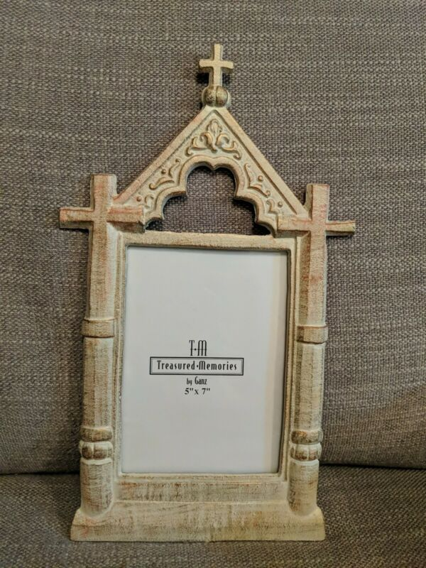 Treasured Memories Picture Frame - Church