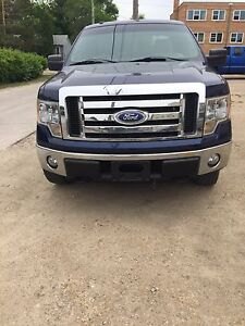 2009 Ford F-150 4+4 XLT 5.4 new safety clean title