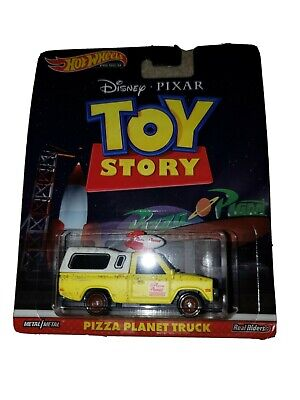 2020 Hot Wheels Premium Toy Story Pizza Planet Truck