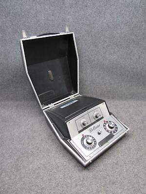 Beltone 9-d Portable Audiometer Hearing Tester W Case Maico Testing Speakers