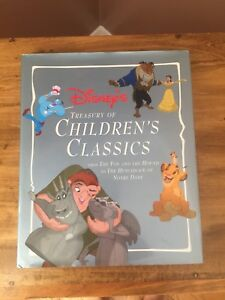 Walt Disney's Children's Classics Hardcover Books