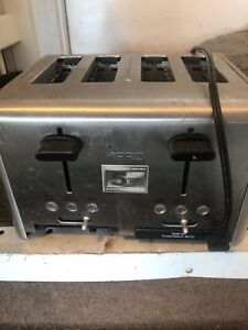 Commercial toaster.