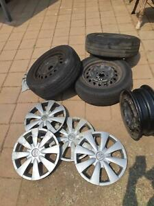 Car wheels   tyres