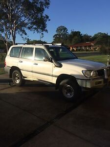 Toyota 100 series LandCruiser Junction Hill Clarence Valley Preview