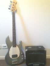 Casino 4 string bass guitar Merewether Newcastle Area Preview