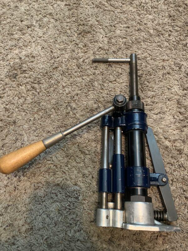 Vintage Star Lubricator Sizer Reloading Cast Bullets
