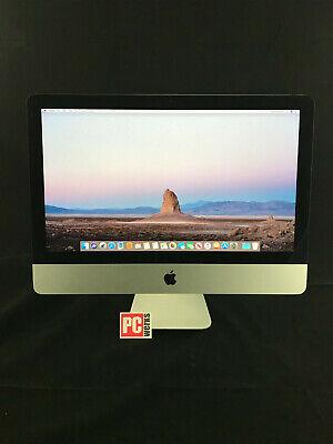 """Apple iMac 21.5""""  ME086LL/A  i5 4th Gen 2.7Ghz  8GB 1TB Late 2013 IRIS PRO 1.5GB"""