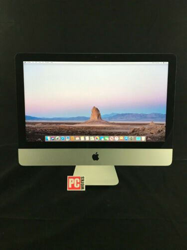 "Apple iMac 21.5""  ME086LL/A  i5 4th Gen 2.7Ghz  8GB 1TB Late 2013 IRIS PRO 1.5GB"