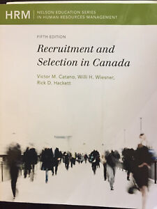Recruitment and selection Canada