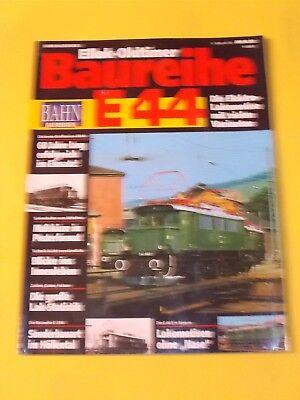 Reihe Timer (Bahn Baureihen 3 - Ellok Oldtimer E44 - Die Elektrolokomotive mit vielen Variant)