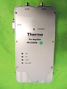 Thermo Finnigan LTQ Pre-Amplifier Module 2129330-01 Orbitrap Mass Spectrometer