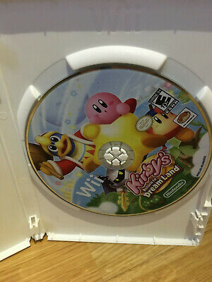 Kirby's Return To Dream Land (Nintendo Wii, 2011) Tested