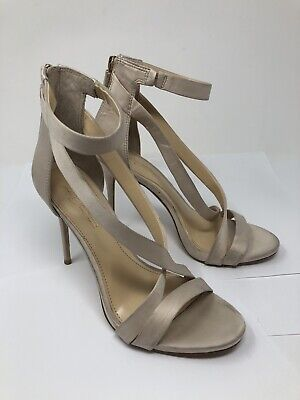 Imagine by Vince Camuto Womens Devin Light Sand Sandals Size 7.5 M 37.5 209