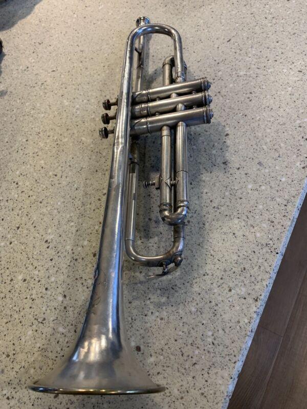 Vintage Frank Holton Trumpet!