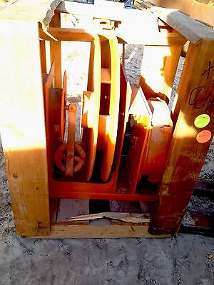 Gleason Cable Reel Wb100-60 - New