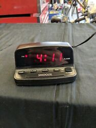 Small Bedside Desk Alarm Clock sharp