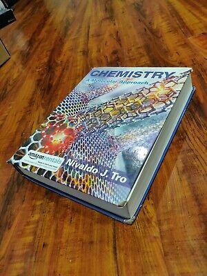 Chemistry A Molecular Approach by Nivaldo Tro Actual Textbook 4th (Chemistry A Molecular Approach By Tro 4th Edition)