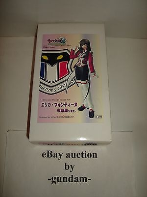 BUN:Ga 1/8 Erica Fontaine Battle Suit Ver. resin model garage kit Sakura Taisen