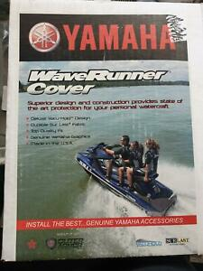 Yamaha FZ-S Waverunner Cover 2010 - 2014 Heatherbrae Port Stephens Area Preview
