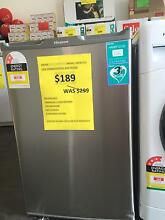 DISCOUNT BAR FRIDGE HISENSE HR6BF121S Bar Fridge STAINLESS STEEL Keysborough Greater Dandenong Preview