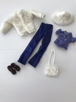 Only Hearts Club Ready to Wear Outfit, furry coat, doll clothes, never played, used for sale  Concord