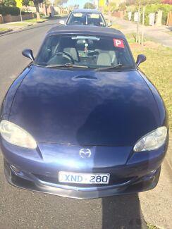 Mazda MX5 NB for swap/sale