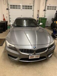 2011 BMW Z4 35is