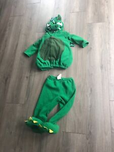 Size 2-3t Dragon costume