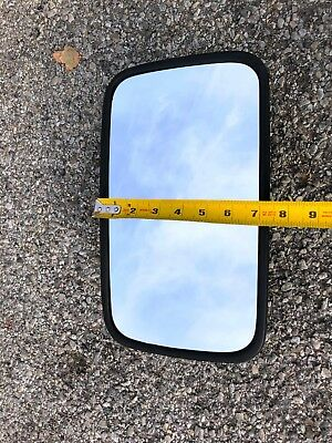Large Size 7 X 12 Universal Front End Loader Mirror For Volvo Jcb John Deere