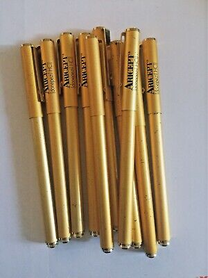 Newwholesale High Quality Gold Metal Ballpoint Pen-10