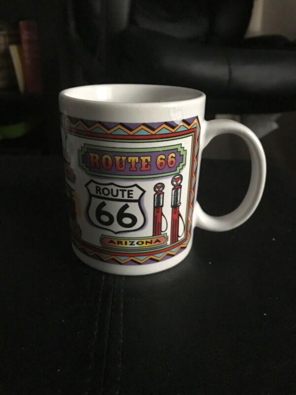 Route 66 Drive In States Motel Mug