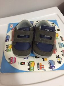 Size 4 baby sneakers