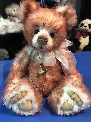 Charlie Bears Souffle ~ Limited Edition 300 Worldwide!