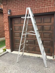 8 ft. Aluminum Step Ladder