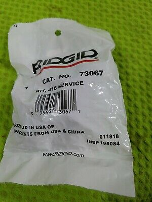 Ridgid 73067 Service Kit For 418 Hand-held Oiler 25xd72