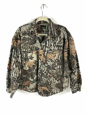 Mens Camo 100/% Cotton Full Sleeve Hunting Zone Shirt Brand New HS