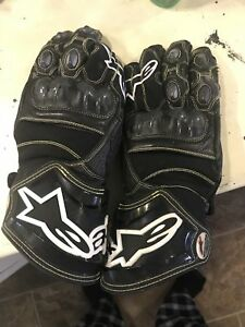 Alpinestars  gloves good shape