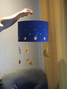 Luminaire pour chambre d'enfant