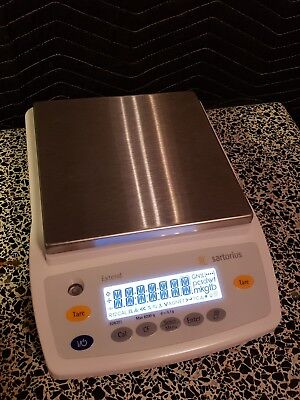 Sartorius Extend Ed8201 D0.1g Max8200.0g Lab Scale Working Great