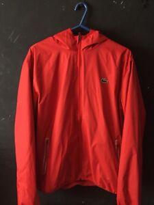 Lacoste Sport Waterproof Jacket (Red)
