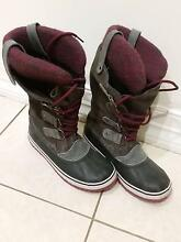 Near new us9  Sorel insulated winter boots. Stepney Norwood Area Preview