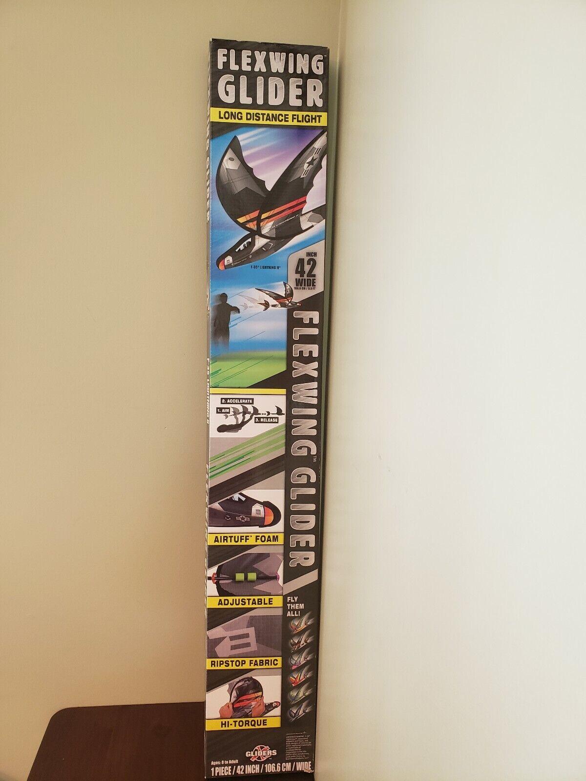 flexwing glider long distance flight size 42