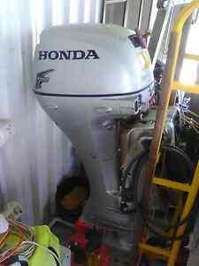 Honda 20hp outboard & forward controls Bees Creek Litchfield Area Preview