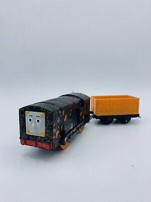 Motorized Trackmaster Thomas & Friends Train Engine Diesel 2013 Tunnel Blast