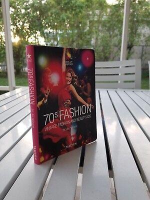 70s FASHION VINTAGE FASHION AND BEAUTY ADS BY ED. JIM HEIMANN 2006