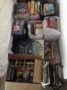 FREE - 100 + assorted books Melrose Park Parramatta Area Preview